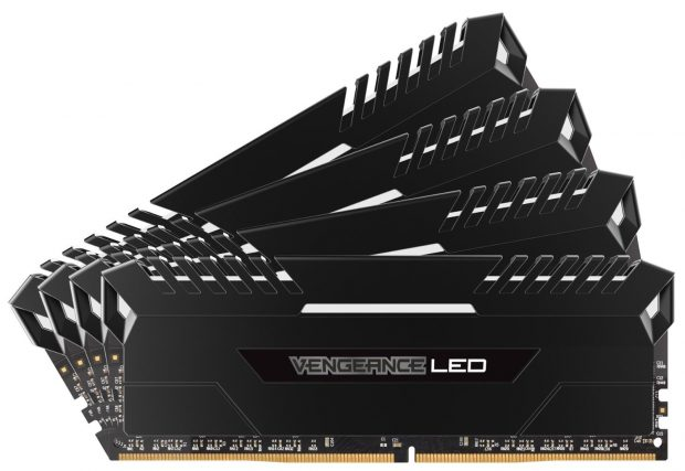 Corsair Vengeance LED 4x8GB DDR4-3400 32GB